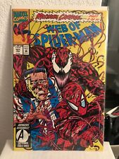 Web Of Spider-Man #101 Maximum Carnage NM