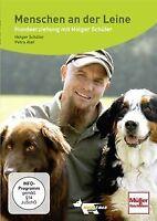 Menschen an der Leine- Hundeerziehung mit Holger Schüler | DVD | Zustand gut