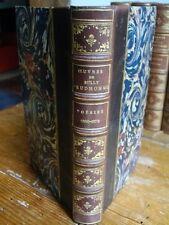 OEUVRES DE SULLY PRUDHOMME POESIES 1866 - 1872  LEMERRE BIEN RELIE
