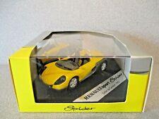 Vitesse Models 1:43 ''RENAULT BOX'' Renault Sport  SPIDER 1995..boxed