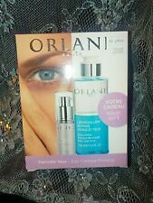 Orlane Pari Radiance Lift Firming Eye Contour .5 oz NIB + BONUS MAKE UP REMOVER