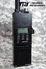 6Pin TRI AN/PRC-148 UV MBITR RADIO INVISIO SILYNX PTT DEVGRU MARSOC SEAL FR