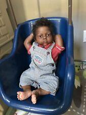AA Ethnic Reborn Baby Doll
