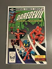 Daredevil 174 VF/NM 1st App. The Hand - Marvel Comics