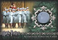 Harry Potter and the Goblet of Fire Beauxbatons Students Costume Card HP C7 #232
