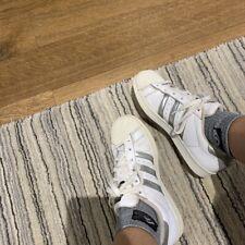 Women Adidas Superstars Size 5