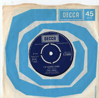 "Tom Jones - I'm Coming Home 7"" Single 1967"