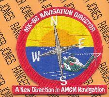 USAF MK-86 Flight Navigation Director AMCM Nav patch
