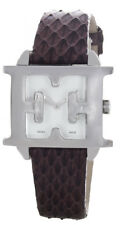 Escada Estelle Mother of Pearl Dial Brown Leather Strap Women's Watch E2030000