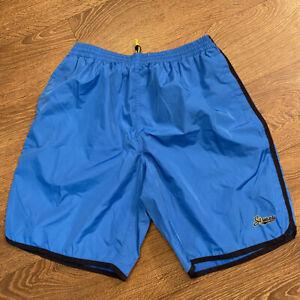 Stussy Mens Swim Shorts XL Blue
