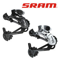 Sram X4 Rear Derailleur 8/9 Speed Medium/Long Cage Black Silver