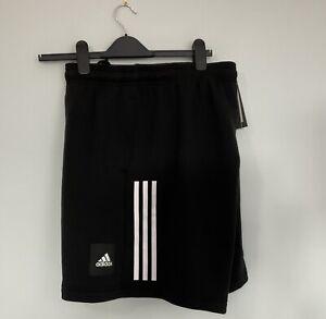 Adidas  MHD Short Fleece  Mens  Black Size XL  H4