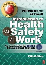 Very Good, Introduction to Health and Safety at Work: The Handbook for the NEBOS