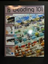 REDUCED Beading 101 by Hot Off the Press Inc (2005, Paperback)