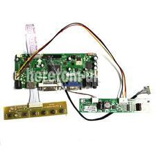 HDMI + DVI + VGA AUDIO Board Controller LCD per lp133wx2-tlg1 lp133wx2 TL g1 NUOVO