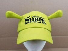Dreamworks Shrek Forever After McDonalds Adjustable Hat Cap Green 2010 - READ