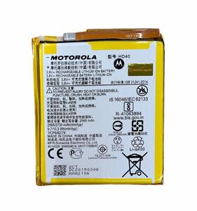 OEM Original Motorola Moto Z2 FORCE Battery Replacement 2730mAh HD40