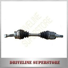 ONE CV JOINT DRIVE SHAFT FOR NISSAN NAVARA D40 ALL TYPES Year FROM 2005-2015
