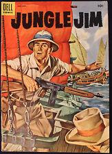 Original Comic Book No.4 1955 Jungle Jim