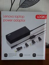 Logik 90w  LPLENO17 power adapter Charger for LENOVO Laptop 19V 90w FREE UK POST