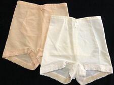 Lot 2 Olga's Panty Hose Partner Girdle, Garter Free, Size S, Nude Ivory (Rf867)