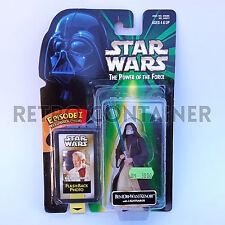 STAR WARS Kenner Hasbro Action Figure - POTF POTF2 - Obi Wan Kenobi (Flashback)