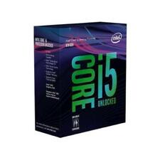 INTEL Processore Core i5-8600K (Coffee Lake-S) Hexa-Core 3.6 GHz Socket LGA 1151