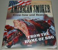 Phillips: American Smoker, Know-How und Rezepte Smoker-Buch Grillen Räuchern BBQ