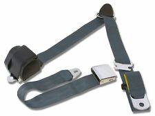 Mustang Falcon Retractable  3-Point Shoulder seat belt Blue
