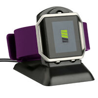AM_ EG_ CHARGING DOCK STAND HOLDER CHARGER CRADLE FOR FITBIT BLAZE FITNESS WATCH