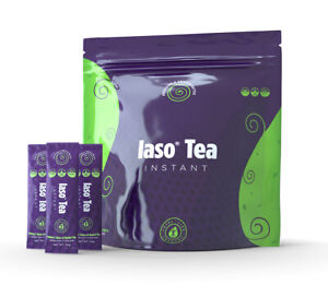 Iaso Instant Tea 25 Sachets Powder Drink Mix Total Life Changes Original Flavor