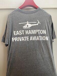 East Hampton Private Aviation Wheels Up Maidstone Club Area Shirt