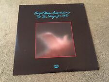 GMA Gospel Music Association Top Ten 10 Songs for 1976 Various Gospel Artists LP