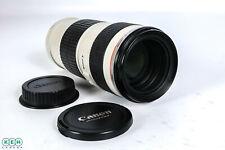 Canon 70-200mm F/4 L USM EF Mount Lens {67}