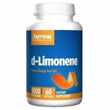 D-Limonene, 1000mg x 60Sgels, Acid Reflux, Detox, Jarrow Formulas, 24Hr Dispatch
