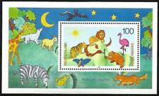 """Germany 1995 MNH """"For us Children"""" Animals Gathered on Hill M/S Block 34 MS2684"""