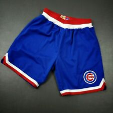 100% Authentic Chicago Cubs Mitchell & Ness Shorts Size M Medium Mens