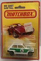 Matchbox Lesney Superfast No 21 Renault 5 Koni Rallye Car Mint on Card