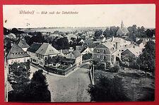 AK WILSDRUFF in Sa. 1918 Blick nach der Jakobikirche   ( 7590