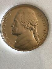 1990-S San Francisco Mint Jefferson Nickel Proof Slabbed