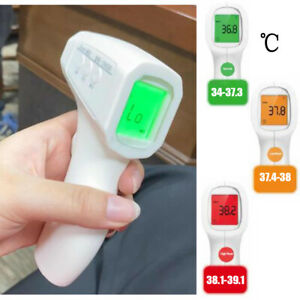 Infrared Thermometer Digital Non-Contact Forehead Gun Adult/Baby Temperature