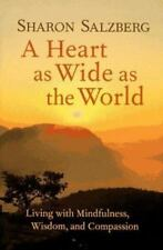 Heart As Wide As the World, A, Salzberg, Sharon, 1570623406, Book, Acceptable
