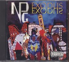 NPG PRINCE - Exodus - CD MADE IN GERMANY 1995 COME NUOVO