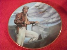 John Wayne Flying Tigers 1993 Republic Pictures Movie Plate