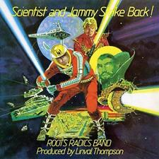 Scientist & Prince Jammy - Scientist & Jammy Strike Back! Limited (NEW VINYL LP)
