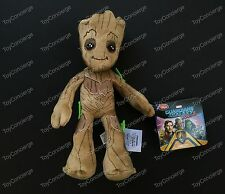 "DISNEY Store PLUSH GUARDIANS of the GALAXY  - GROOT Mini Bean Bag 8 1/2"" NWT"