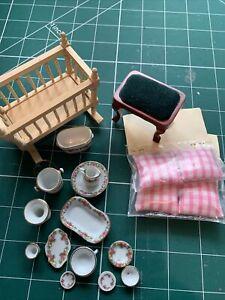 Dolls House Mixed Job Lot