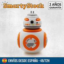Pendrive BB-8 Star Wars 8 GB - The Force Awakens BB8 - Memoria USB - Entrega 72h