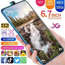 NEX 5 Android 10 deca core Smartphone 8G ram 256G rom retractable camera