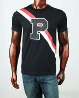 POLO by Ralph Lauren Black POLO P T-Shirt~Big Logo~NWT